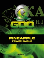 Аттрактант Korda Goo PINEAPPLE Power Smoke - АНАНАС