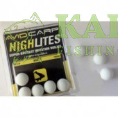 Шарик плавающий AVID CARP High Lites 10mm White