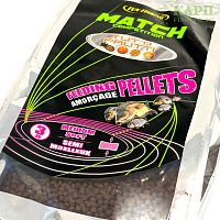 Пеллетс Fun Fishing Medium Soft Pellets TUTTI FRUTTI | ТУТТИ ФРУТТИ 800gr