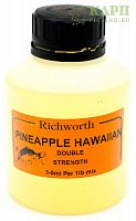 Ароматизатор RICHWORTH Black Top Pineapple Hawaiian 250ml АНАНАС