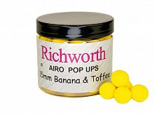 Плавающие бойлы Richworth Banana Toffee БАНАНОВАЯ ИРИСКА
