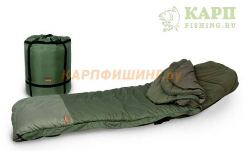 Спальный мешок - Fox Ventec Sleeping Bag All Season