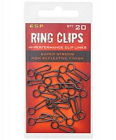 Застежки ESP Ring Clips