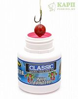 Дип Fun Fishing CLASSIC Booster Wild Strawberry | Лесная КЛУБНИКА 100ml