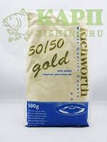 Микс для бойлов Richworth 50/50 Gold Base Mix 10kg