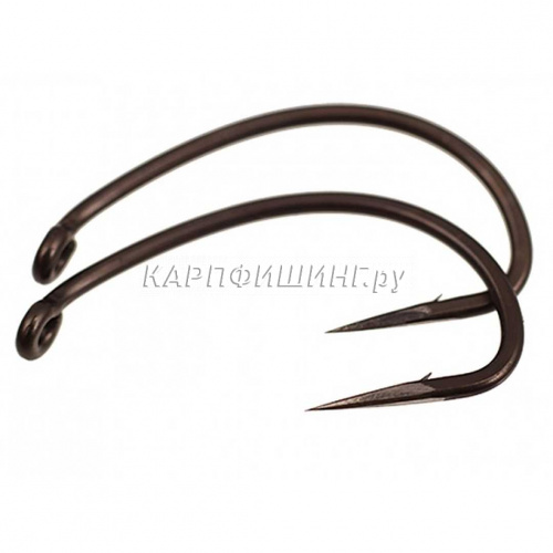 Крючки карповые GARDNER Specialist Sharpened Covert Dark MUGGA CONTINENTAL Hooks