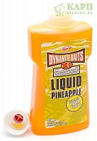 Ликвид Dynamite Baits XL Liquid PINEAPPLE 250ml - АНАНАС