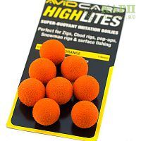 Шарик плавающий AVID CARP High Lites 14mm Orange