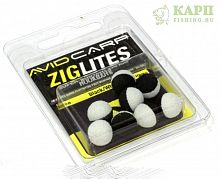 Шарик плавающий AVID CARP ZIG LITE 10mm Black/White