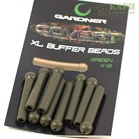 Отбойник длинный GARDNER Covert Buffer Beads XL GREEN