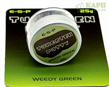 Мягкий свинец  ESP Tungsten Putty Weed 25gr