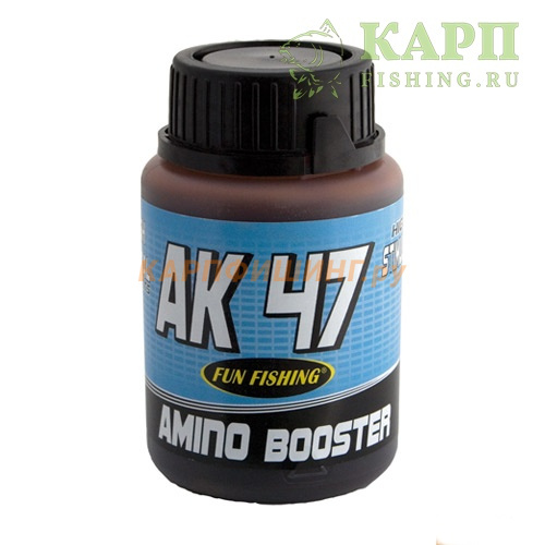 Дип Fun Fishing Booster AK 47 | АТЛАНТИЧЕСКИЙ КРИЛЬ 190ml