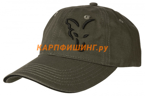 Бейсболка FOX Baseball Cap Green