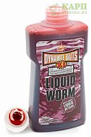 Ликвид Dynamite Baits XL Liquid WORM 250ml - ЧЕРВЬ