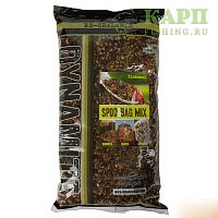 Прикормка Dynamite Baits SPOD & BAG MIX FISHMEAL 2kg