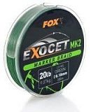 Fox Exocet MK2 Marker Braid 0.18mm/20lb x300m - Плетенка для маркера