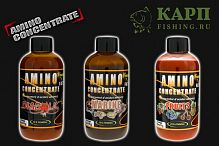 Fun Fishing Amino Concentrate SPICE BOMB 200ml Амино концентрат