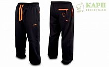 Штаны облегченные FOX Black & Orange Lightweight Joggers S