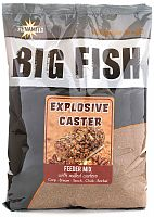Прикормка Dynamite Baits Big Fish Explosive Caster Feeder Mix 1.8kg