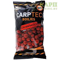 Бойлы Dynamite Baits CARPTEC STRAWBERRY | КЛУБНИКА 2kg