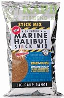 Прикормка для ПВА Dynamite Baits MARINE HALIBUT Stick Mix 1kg