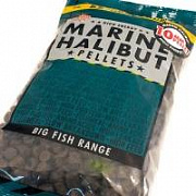 Пеллетс Dynamite Baits Marine Halibut Pellets 10mm 900g - Палтус