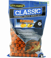 Бойлы Fun Fishing  CLASSIC MANGANA | МАНГО и АНАНАС 2kg
