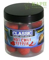 Плавающие бойлы Fun Fishing CLASSIC Pop Up HOT CHILLI PEPPER | ОСТРЫЙ ПЕРЕЦ ЧИЛИ