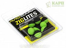Шарик плавающий AVID CARP ZIG LITE 10mm Black/Green