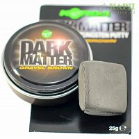 Мягкий свинец KORDA Dark Matter Putty GRAVEL