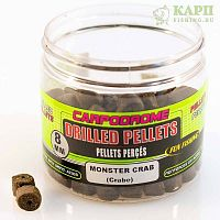 Пеллетс сверленый Fun Fishing Drilled Pellets MONSTER CRAB | КРАБ 8mm 80gr