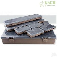 Набор коробок PROLOGIC NG Tackle Organizer 6+1 Box System