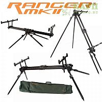 Род Под Fox RANGER MK2 Pod 4 Rod Kit