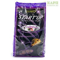 Бойлы Fun Fishing  Starp'Up MULBERRY & CHERRY | ШЕЛКОВИЦА и ВИШНЯ 800gr