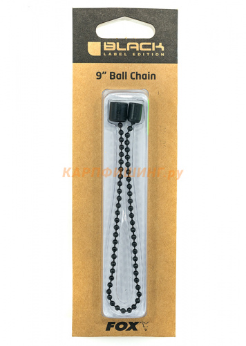 Fox Black Label™ Ball Chain 9ins