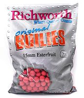 Бойлы Richworth Original Boilies ESTERFRUIT Фруктовый Крем 1kg