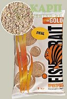 Прикормка FishBait Gold ЛЕЩ 1кг