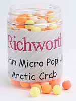 Плавающие микро-бойлы Richworth Crab (Краб) 6-8mm 100ml.