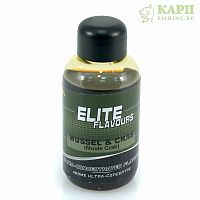 Fun Fishing Elite Flavour 50ml CRAB & MUSSEL - ароматизатор КРАБ и РАКУШКА