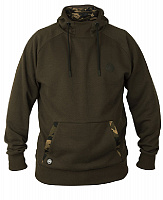 Толстовка с капюшоном FOX CHUNK Dark Khaki/Camo Pull Over Hoody