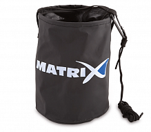 Ведро мягкое Matrix Collapsible Water Bucket 4.5л