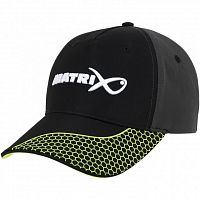 Бейсболка Matrix Grey/Lime Baseball Cap