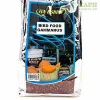 Fun Fishing BIRD FOOD GAMMARUS 1kg - прикормка сыпучая