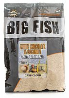 Прикормка Dynamite Baits Big Fish WHITE CHOCOLATE & COCONUT 1.8kg