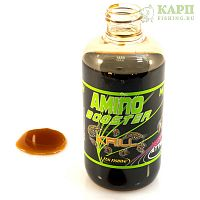 Бустер Fun Fishing AMINO BOOSTER KRILL (КРИЛЬ) - 200ml