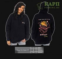 Fun Fishing Sweat Capuche Model 4 Ecstasy Taille XXL  толстовка с капюшоном