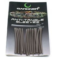 Отводчики для поводка GARDNER Covert Anti Tangle Sleeves BLACK/SILT