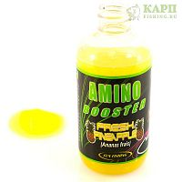 Бустер Fun Fishing AMINO BOOSTER ANANAS FRAISE (АНАНАС) - 200ml