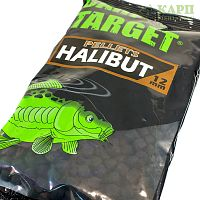 Пеллетс Fun Fishing Carp Target HALIBUT | ПАЛТУС 800gr