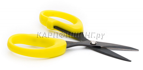 Ножницы AVID CARP TITANIUM Braid Scissors